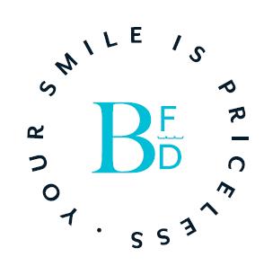 Bayside Family Dentistry Logo Circle