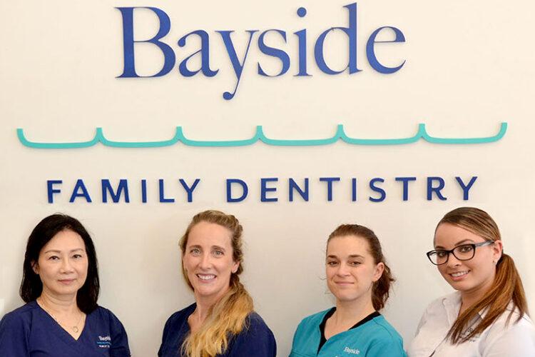 Bayside Family Dentistry staff members